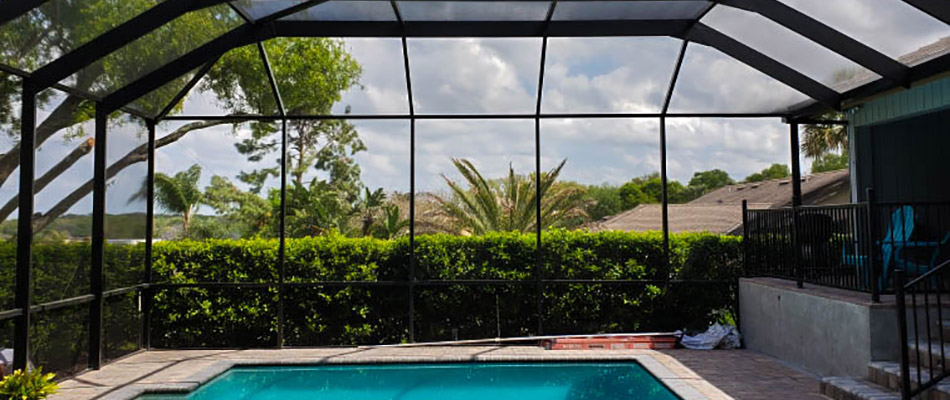 What Are The Differences Between A Florida Sunroom Lanai Pool Cage True Aluminum Blog